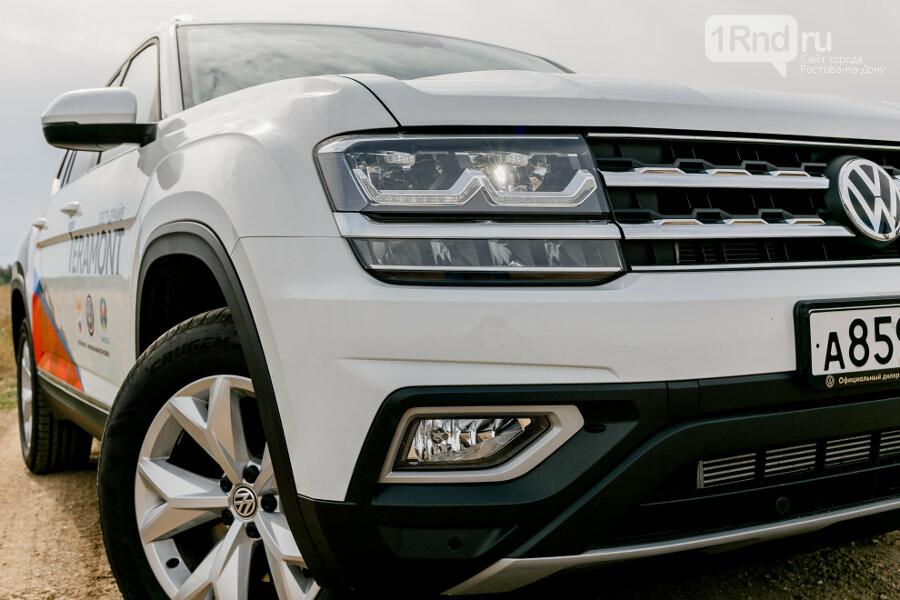 Volkswagen Teramont: в поисках настоящего бездорожья , фото-2