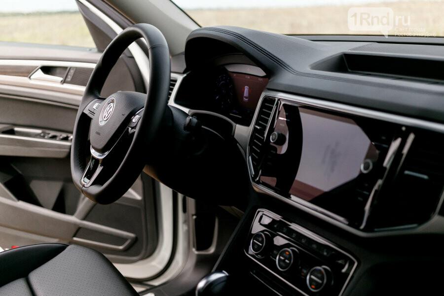 Volkswagen Teramont: в поисках настоящего бездорожья , фото-8