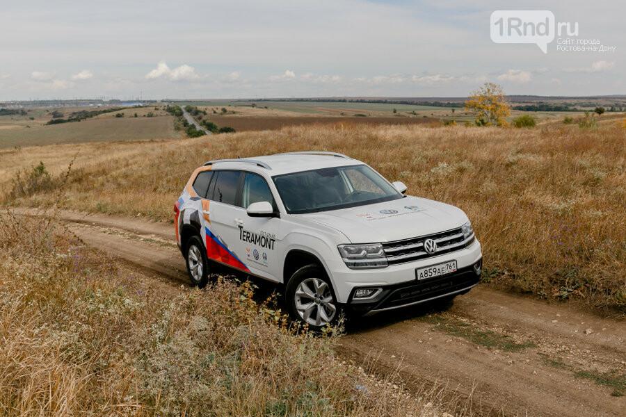 Volkswagen Teramont: в поисках настоящего бездорожья , фото-15
