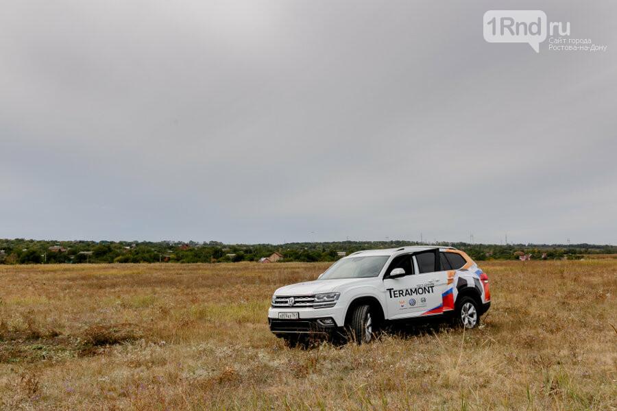 Volkswagen Teramont: в поисках настоящего бездорожья , фото-19