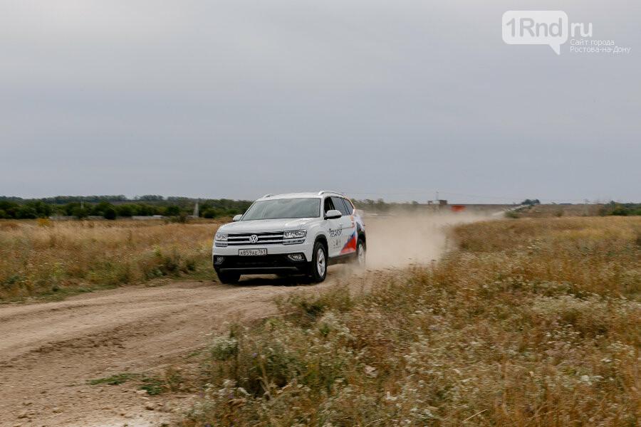 Volkswagen Teramont: в поисках настоящего бездорожья , фото-16