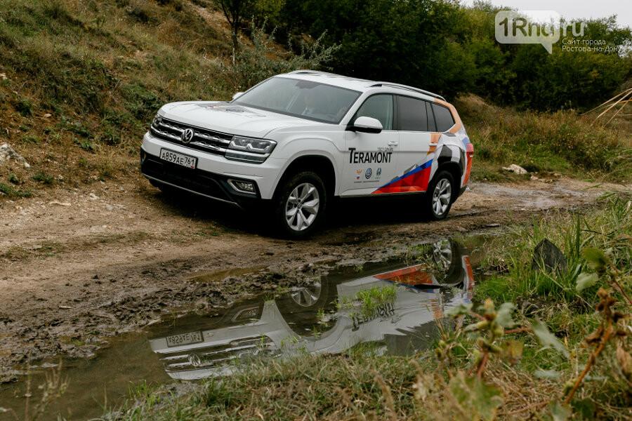 Volkswagen Teramont: в поисках настоящего бездорожья , фото-20