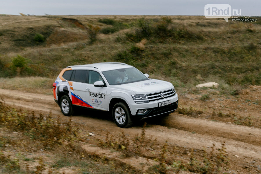 Volkswagen Teramont: в поисках настоящего бездорожья , фото-17