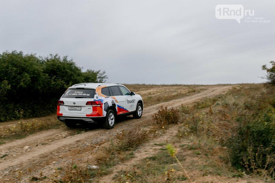 Volkswagen Teramont: в поисках настоящего бездорожья , фото-26