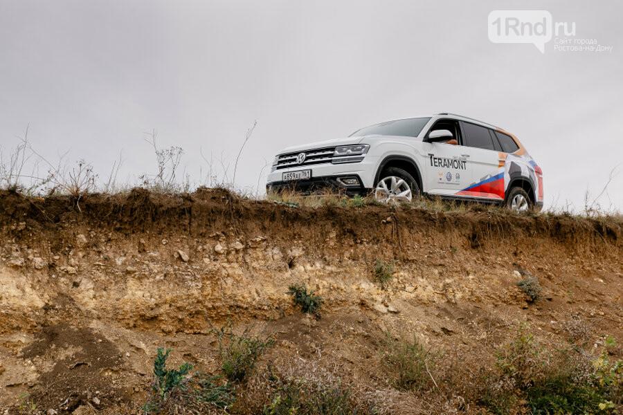 Volkswagen Teramont: в поисках настоящего бездорожья , фото-18