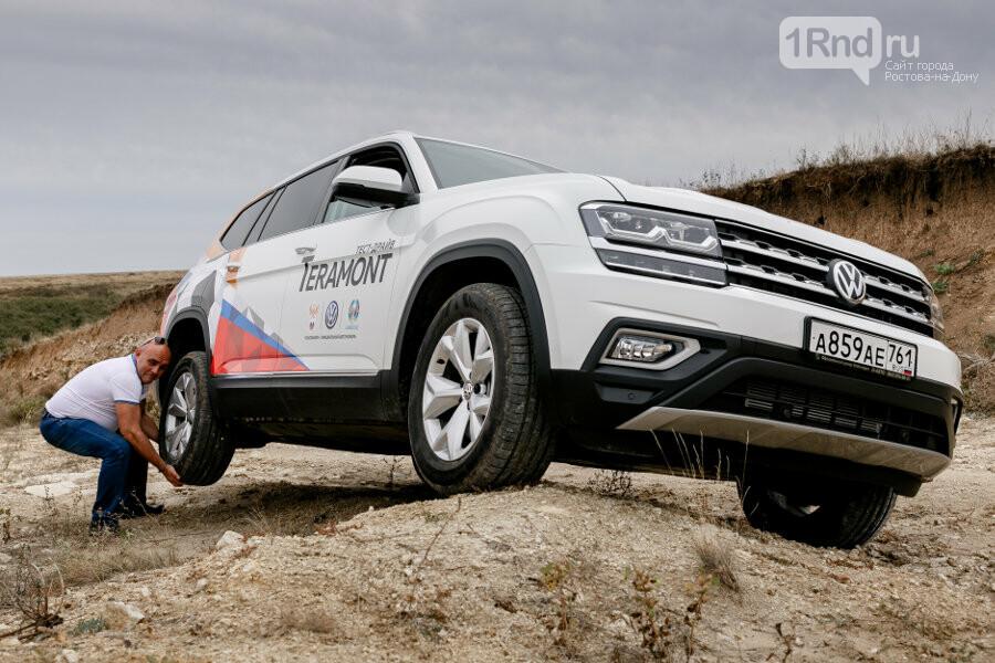 Volkswagen Teramont: в поисках настоящего бездорожья , фото-24