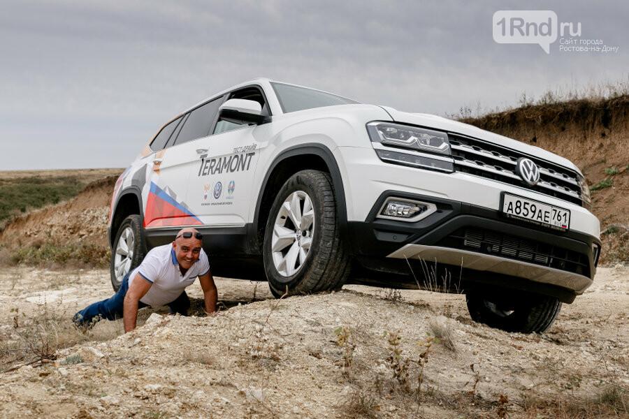 Volkswagen Teramont: в поисках настоящего бездорожья , фото-25