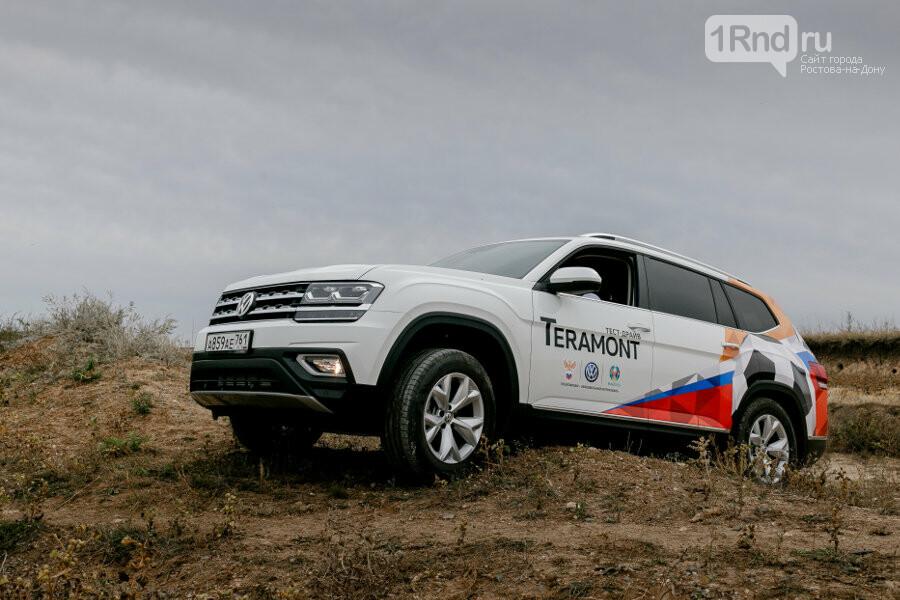 Volkswagen Teramont: в поисках настоящего бездорожья , фото-21