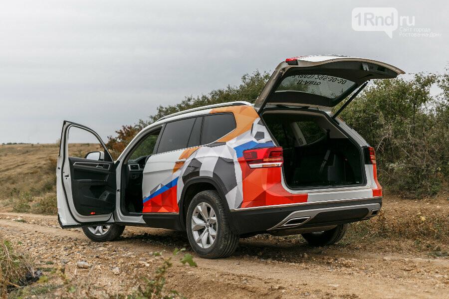 Volkswagen Teramont: в поисках настоящего бездорожья , фото-10