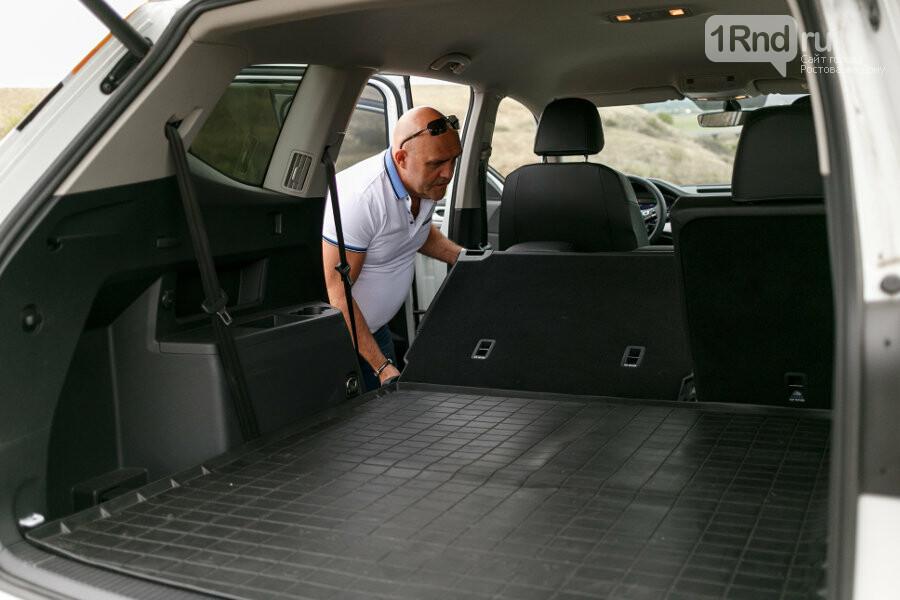 Volkswagen Teramont: в поисках настоящего бездорожья , фото-12