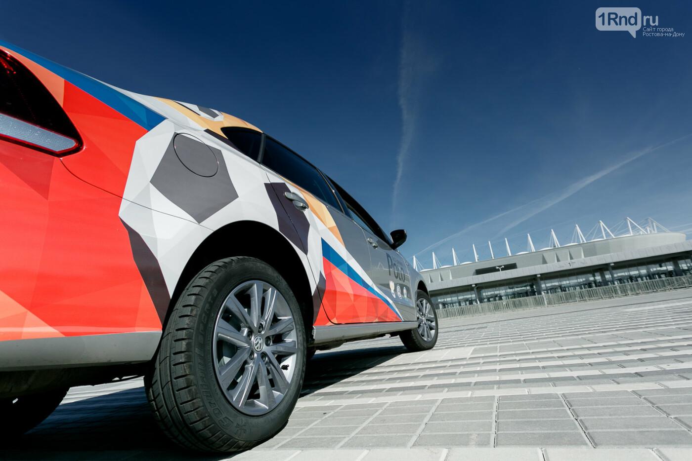 Тест-драйв Volkswagen Polo: узнай, причем здесь футбол, фото-23