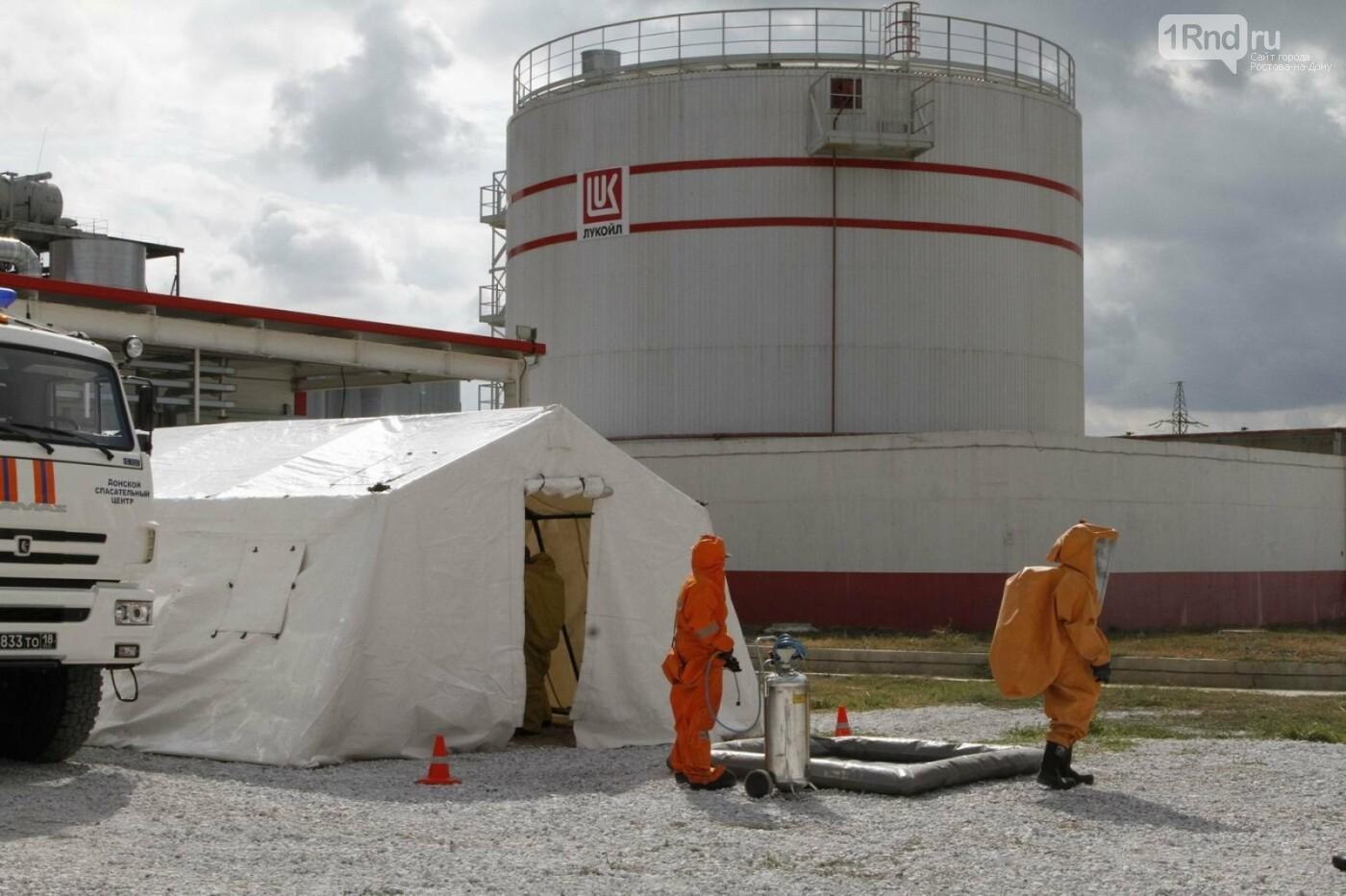 Последствия учебного взрыва на ТЭЦ-2 в Ростове ликвидировали спасатели, фото-1