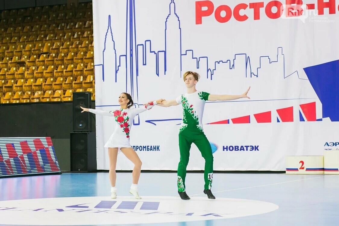 Шесть медалей завоевали донские спортсмены на Всероссийских соревнованиях по акробатическому рок-н-роллу и буги-вуги, фото-1