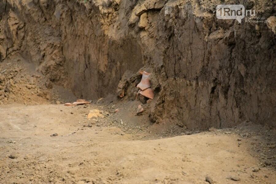 Донские археологи нашли древние захоронения в уникальном кургане под Азовом, фото-5