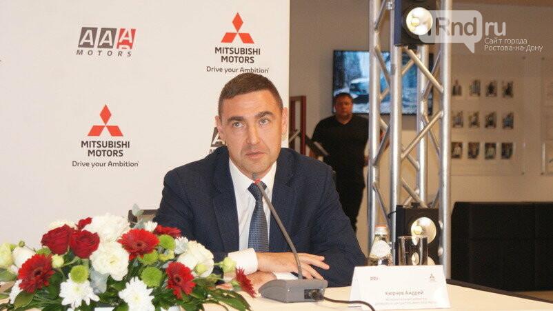 В Ростове открыли новый дилерский центр  Mitsubishi Motors , фото-3