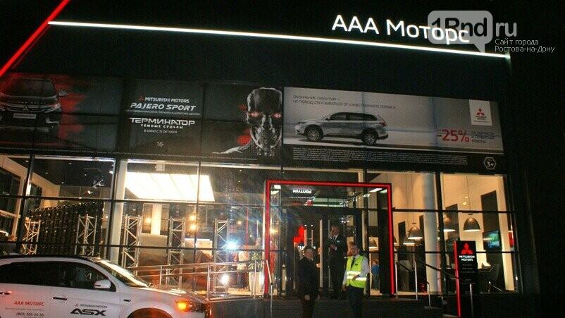 В Ростове открыли новый дилерский центр  Mitsubishi Motors , фото-4