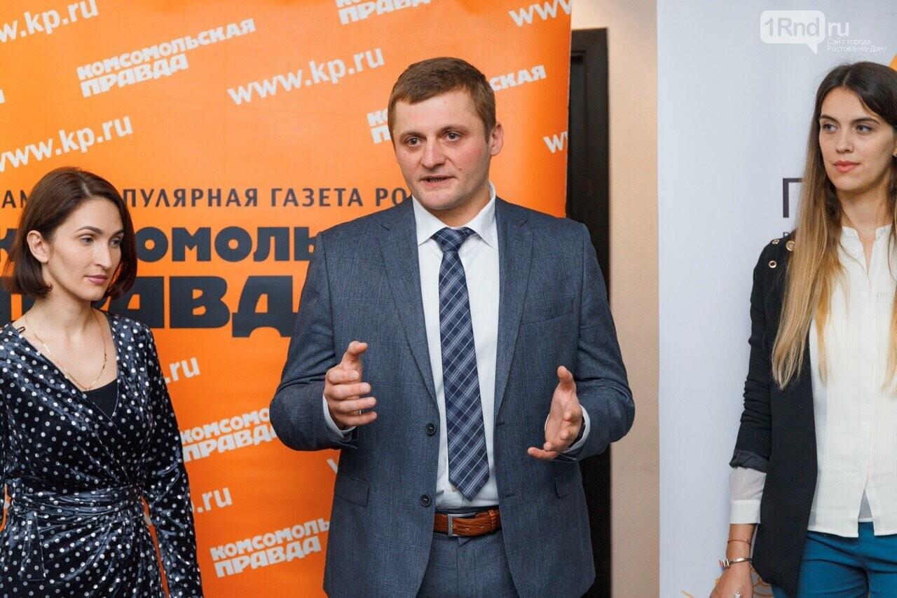 Фотовыставка «Лица труда» открылась в центре Ростова, фото-7