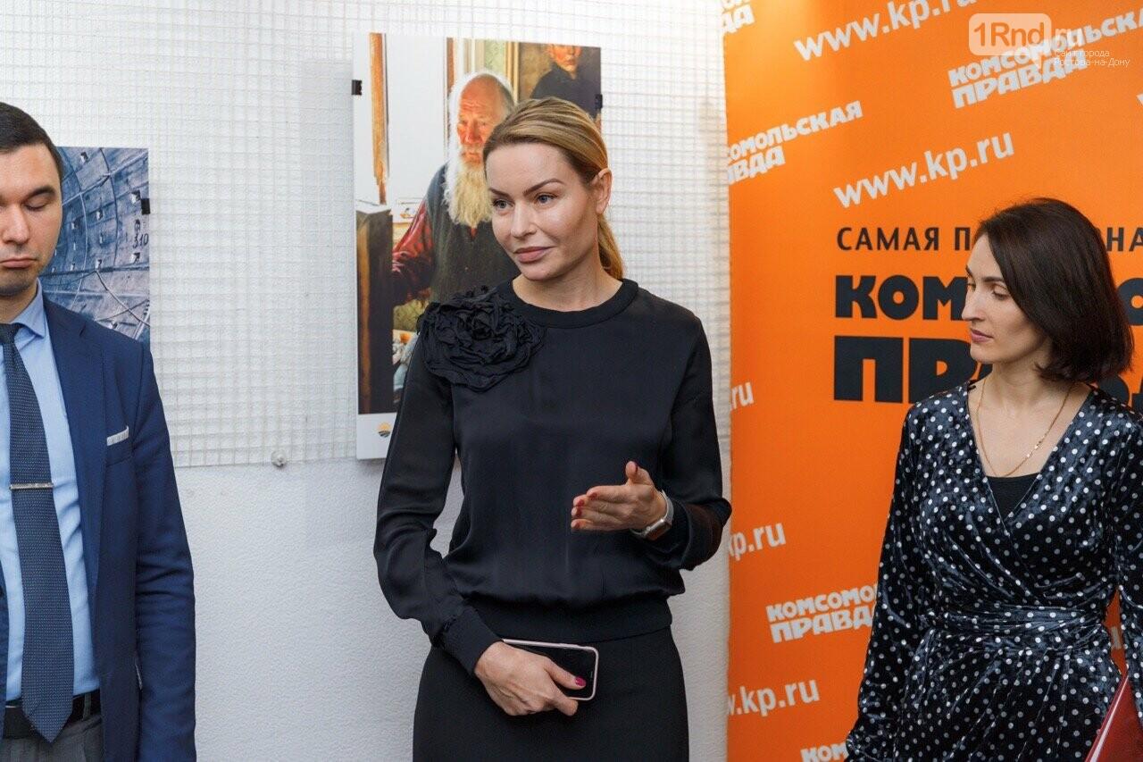 Фотовыставка «Лица труда» открылась в центре Ростова, фото-9