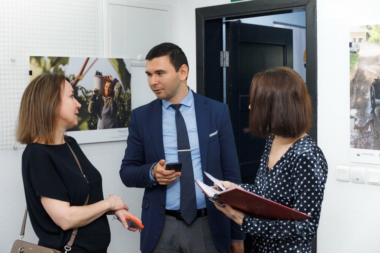Фотовыставка «Лица труда» открылась в центре Ростова, фото-8