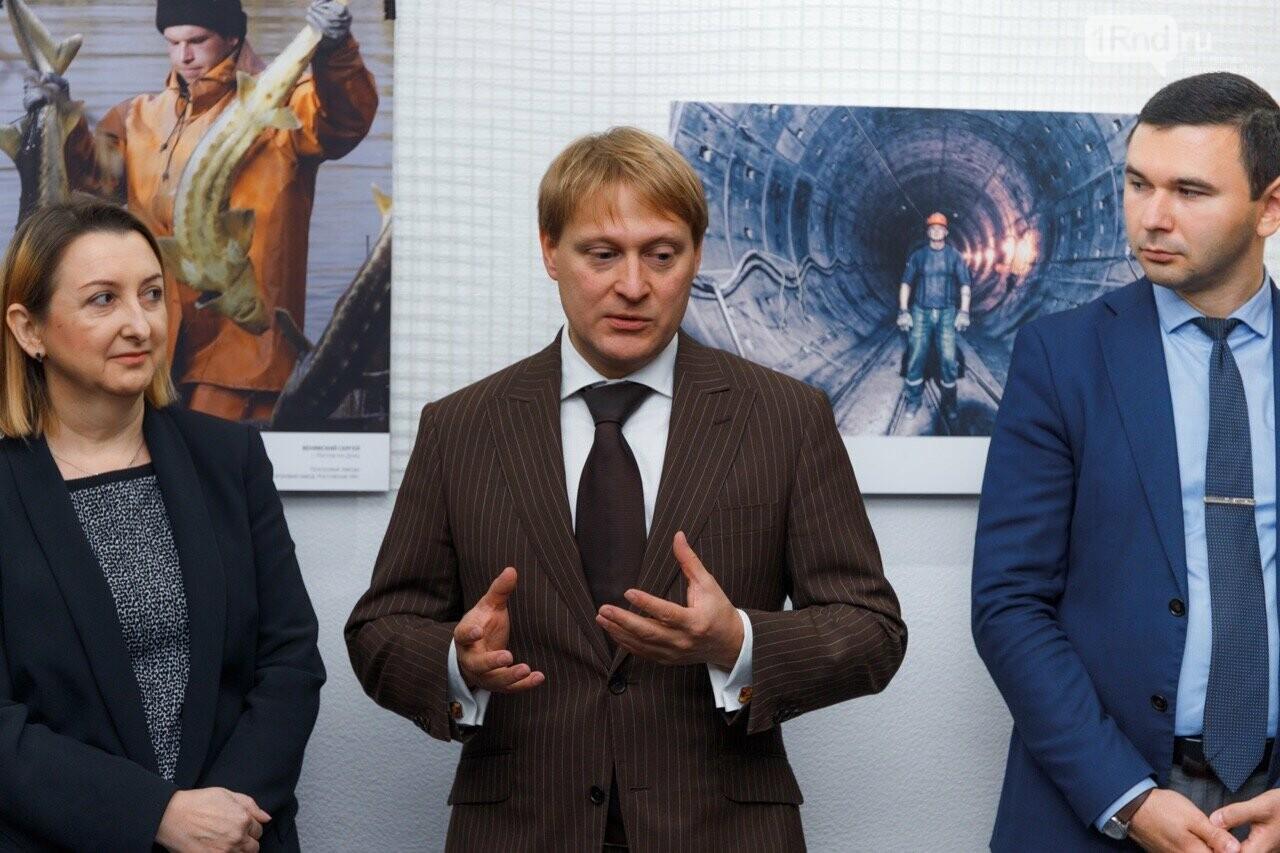 Фотовыставка «Лица труда» открылась в центре Ростова, фото-5