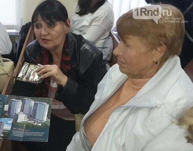 В Ростове состоялось первое заседание суда по громкому делу о погорельцах на Театральном спуске, фото-4