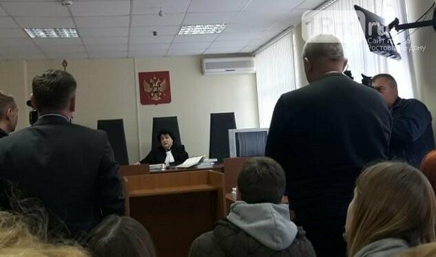 В Ростове состоялось первое заседание суда по громкому делу о погорельцах на Театральном спуске, фото-1