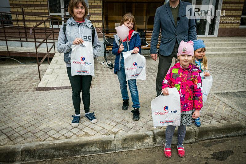Новоселы ЖК «Екатерининский» получили ключи от квартир раньше срока, фото-6