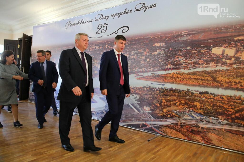 «Мы убедились в его управленческих качествах»: как дума Ростова выбирала Алексея Логвиненко, фото-4