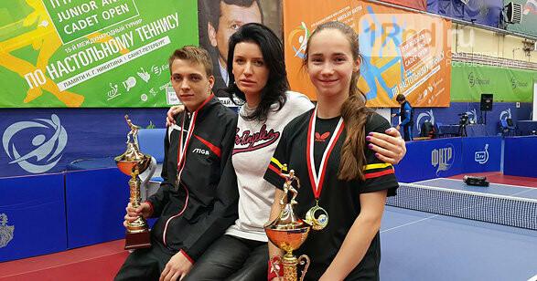 В северной столице состоится детский турнир по настольному теннису памяти Николая Никитина, фото-1