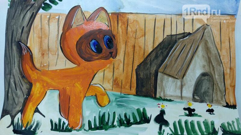 В Ростове прошла выставка работ особенных детей «Мир в красках» , фото-10