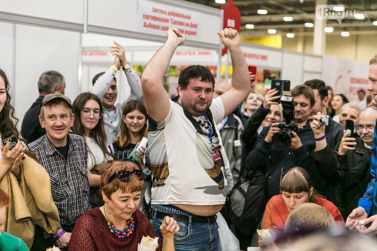 18-летний ростовчанин стал победителем в скоростном поедании шаурмы, фото-2