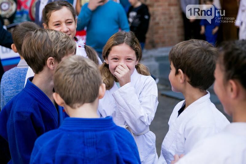 Третья бесплатная школа единоборств открылась в Ростовской области, фото-4