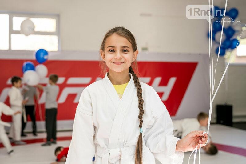 Третья бесплатная школа единоборств открылась в Ростовской области, фото-2