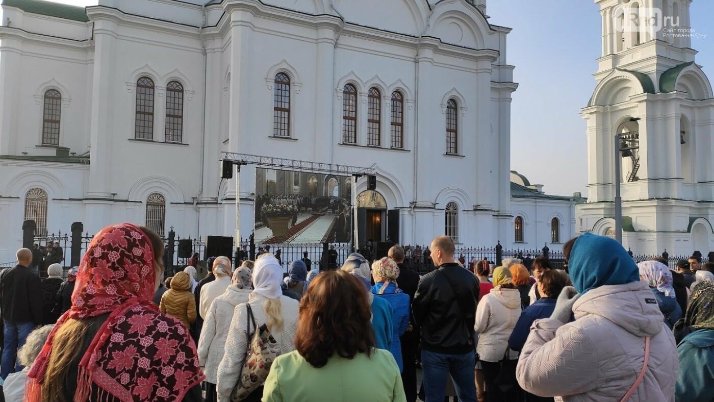 Великое освящение кафедрального собора прошло в Ростове-на-Дону, фото-10