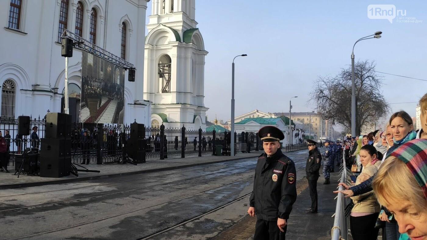 Великое освящение кафедрального собора прошло в Ростове-на-Дону, фото-6