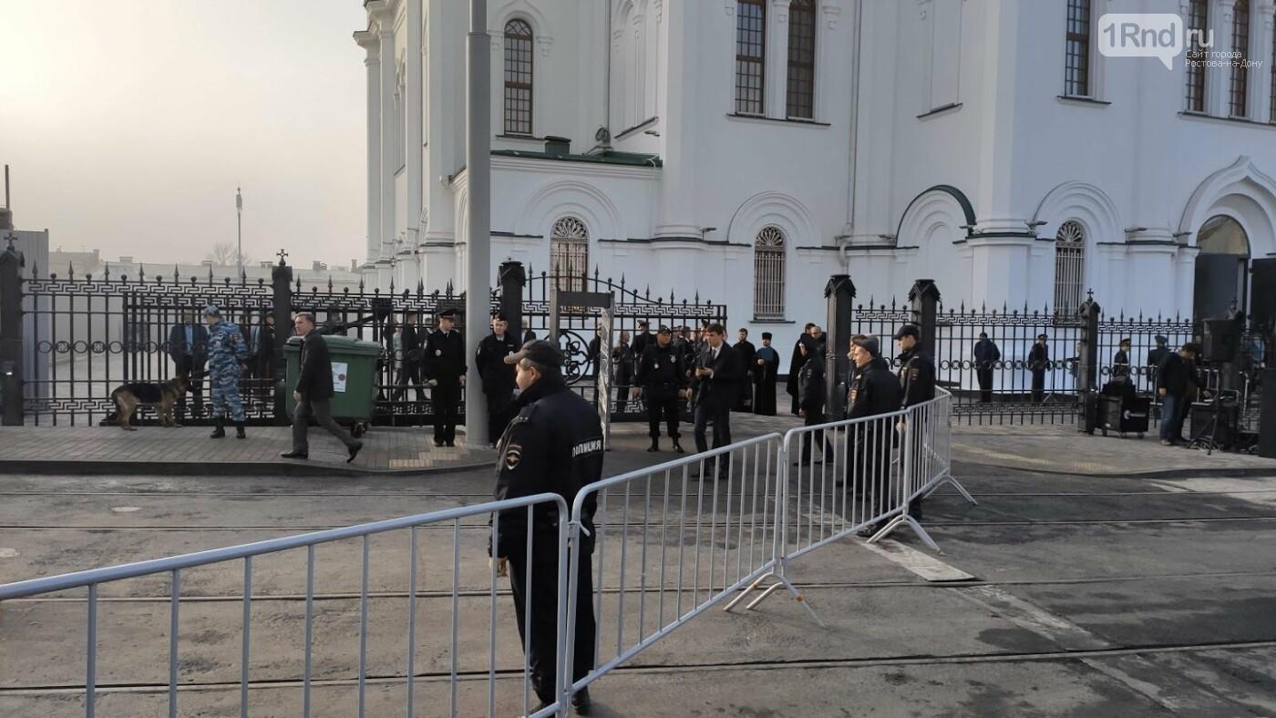 Великое освящение кафедрального собора прошло в Ростове-на-Дону, фото-5
