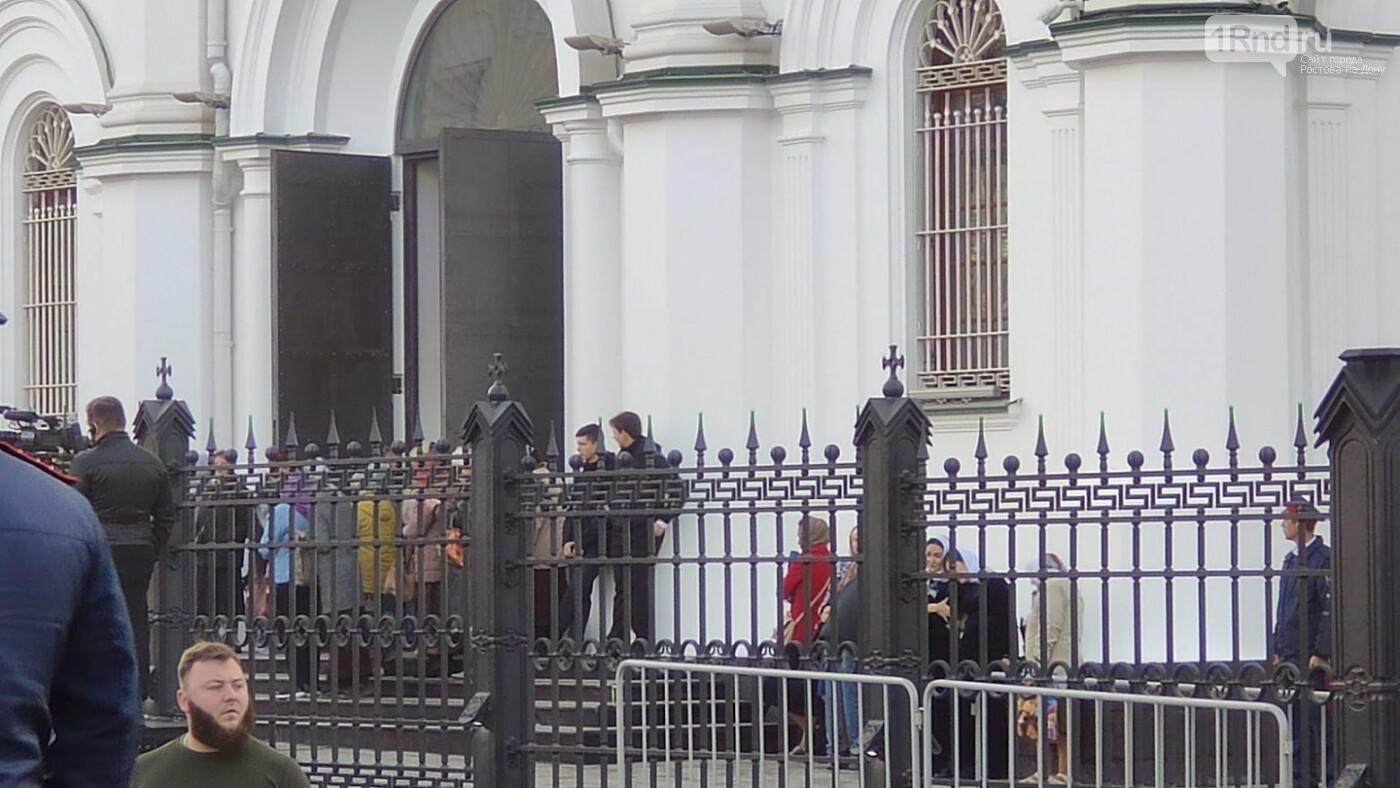 Великое освящение кафедрального собора прошло в Ростове-на-Дону, фото-8