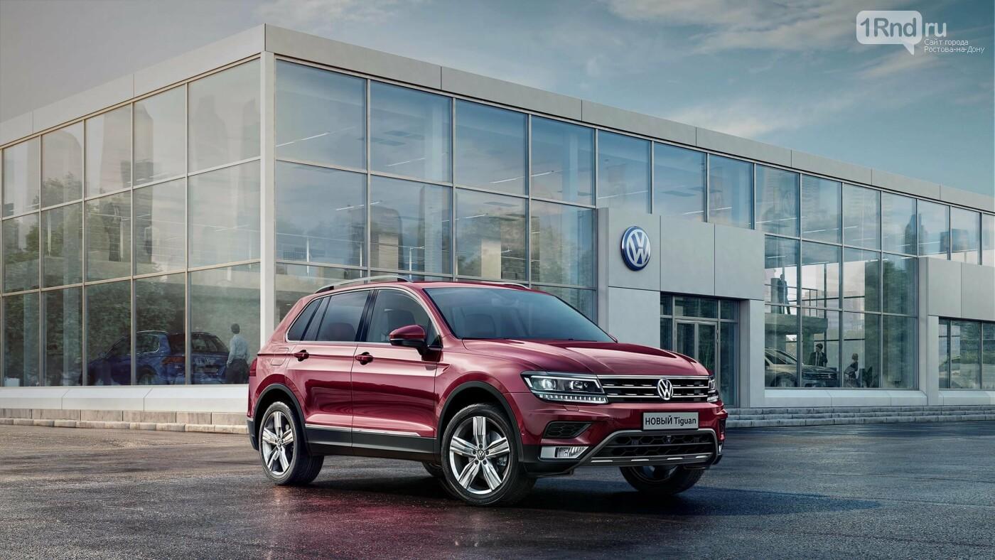 Внедорожники Volkswagen в «Гедон-Аксай»: то, что нужно, фото-2