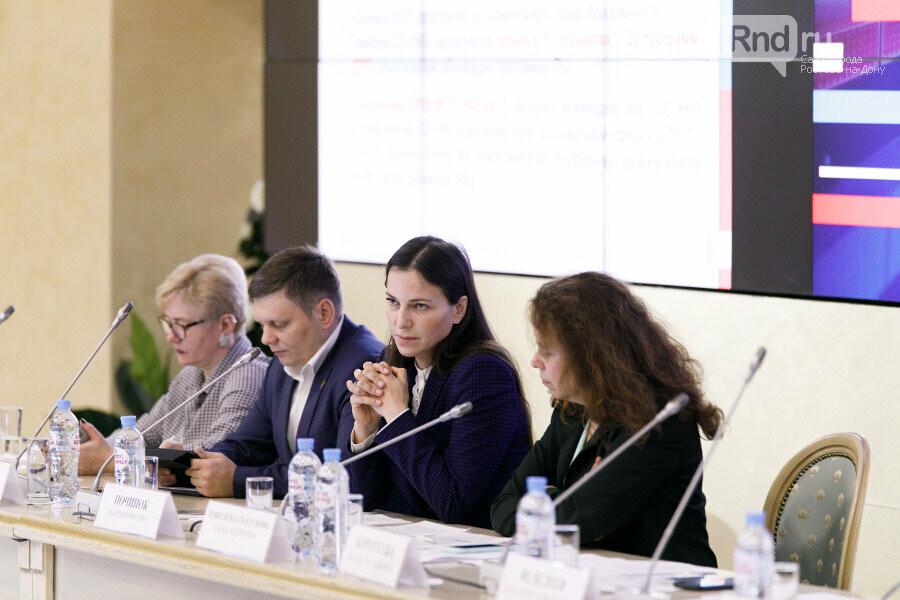 Представитель ЮРИУ РАНХиГС выступил на конференции «Университеты как центры развития гражданского общества», фото-1