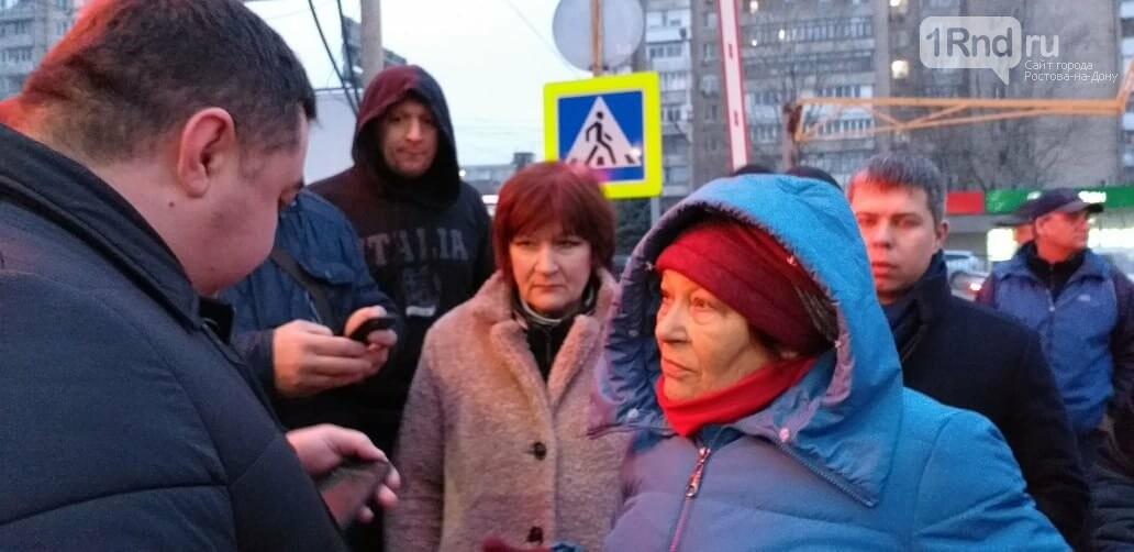 Как чиновники Ростова искали место под ёлку на площади Космонавтов, фото-7