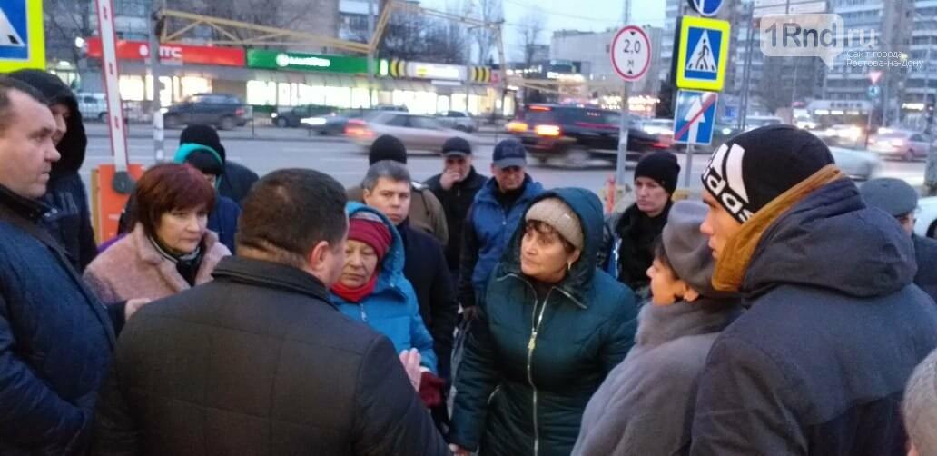 Как чиновники Ростова искали место под ёлку на площади Космонавтов, фото-6