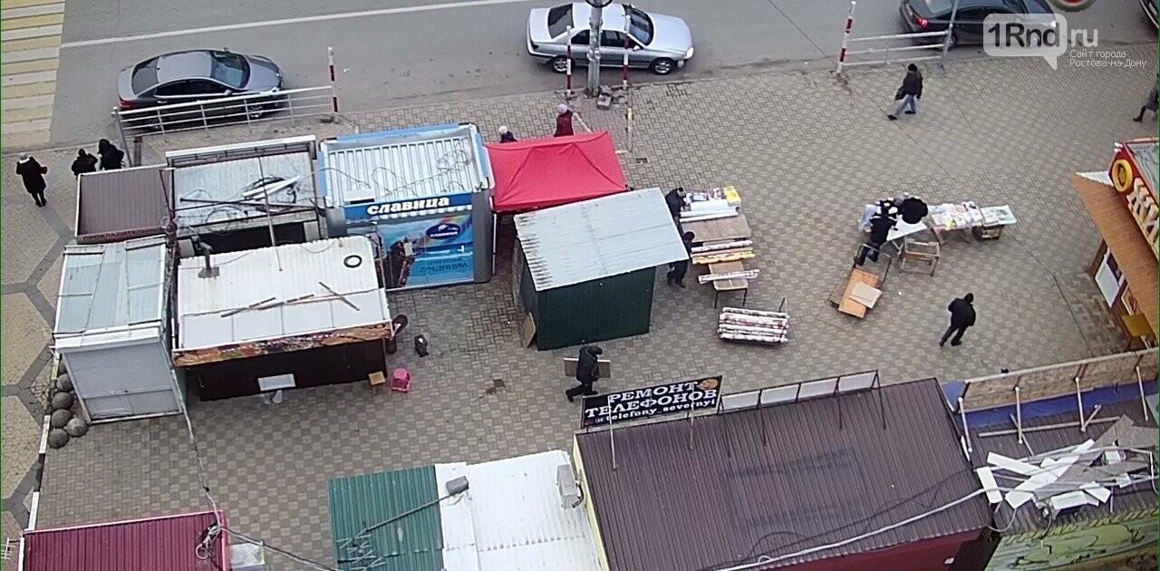 Как чиновники Ростова искали место под ёлку на площади Космонавтов, фото-9