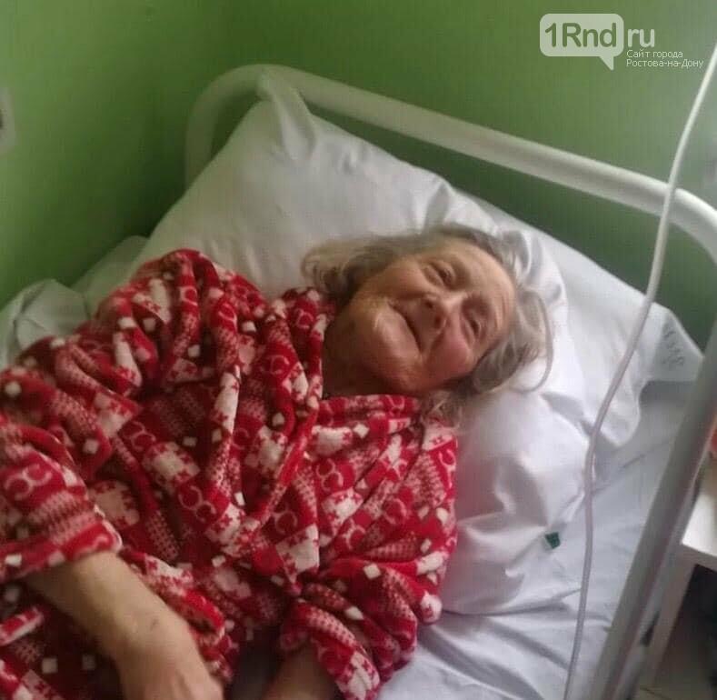 Ростовчан попросили взять шефство над одинокой старушкой из дома без отопления, фото-4