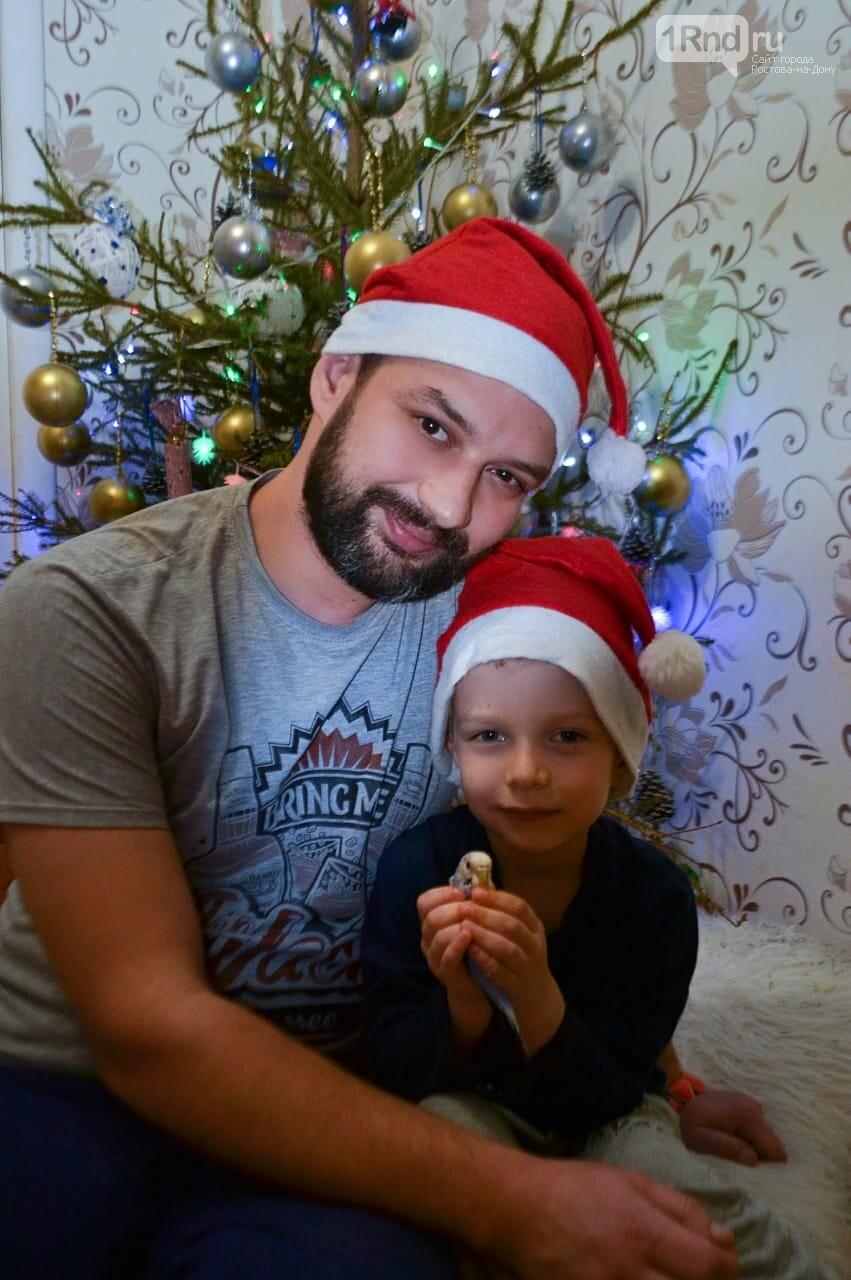 Семья Дмитрия Перловича