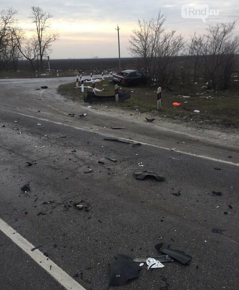В Ростовской области чиновник устроил ДТП с двумя жертвами, фото-1