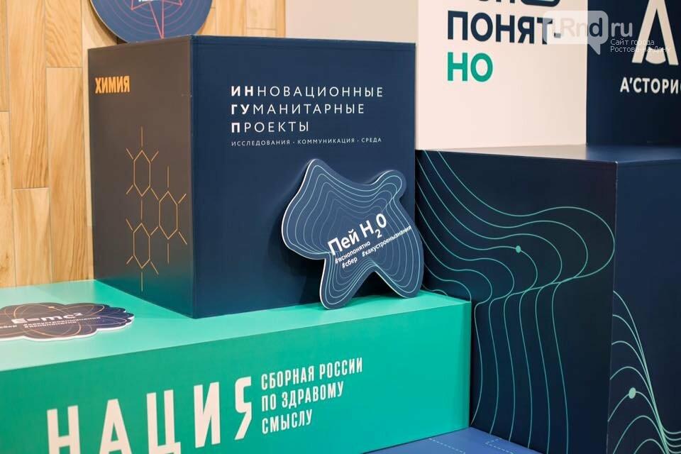 В Ростове открылся лекторий выходного дня «ЯСНО. ПОНЯТНО» , фото-1
