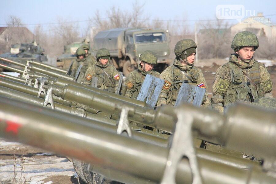 В День защитника Отечества ростовчане услышат 30 артиллерийских залпов и увидят салют, фото-1