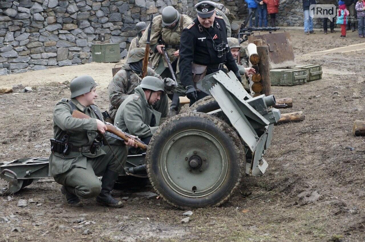 Поисковики «Миус Фронта» реконструировали бой за Волкову гору, фото-1