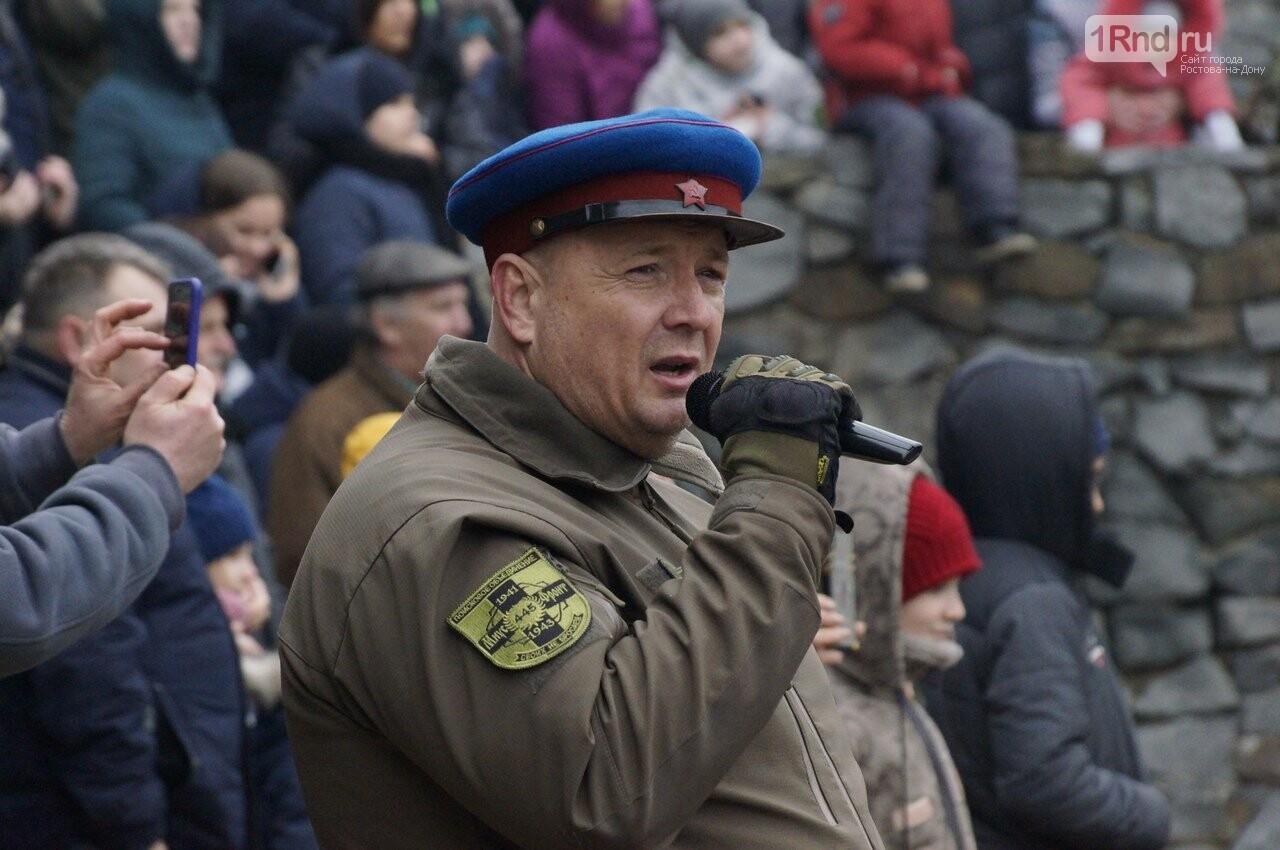 Поисковики «Миус Фронта» реконструировали бой за Волкову гору, фото-2