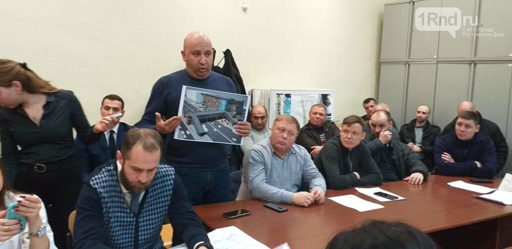 Проект первого в Ростове надземного перехода с лифтами прошёл публичные слушания, фото-5
